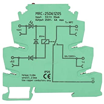 MRC-25D61Z05 Diode Reverse Polarity Protection