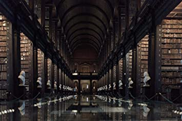 Amazoncom The Long Room Old Library Trinity College