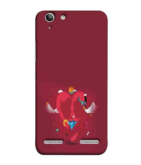 new concept 36173 3f73b Printfidaa Maroon Heart Love Symbol Illustration Vector: Amazon.in ...