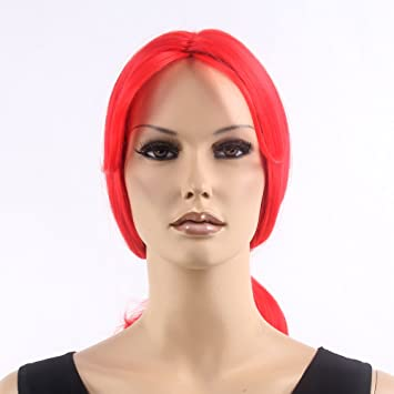 "Stfantasy Wigs for Women Long Natural Wave Heat Resistant Synthetic Hair 24"" 220g Ponytail Wig"