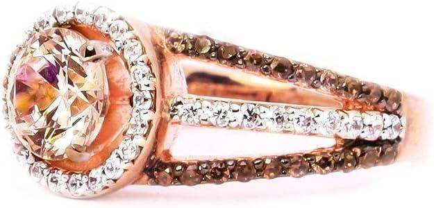 Amazon Com Rings For Women Micro Studded Diamond Ring Black