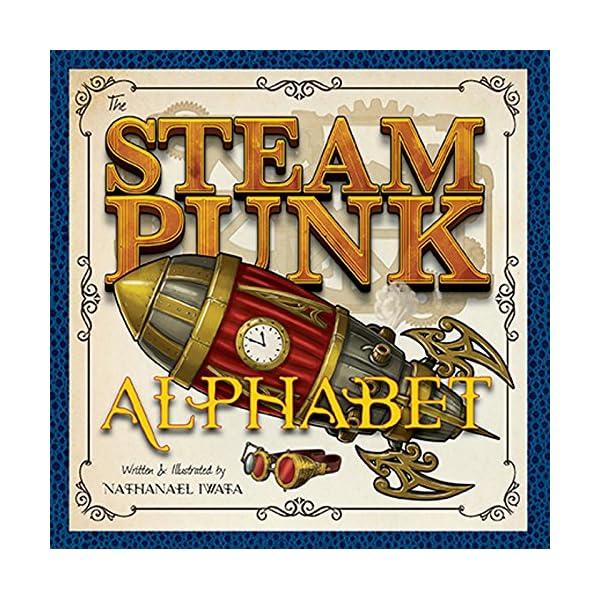 Steampunk Alphabet 2