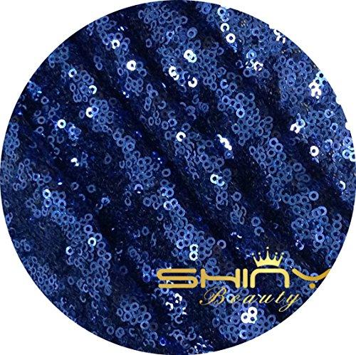 ShinyBeauty Aisle Runner Long-75FTX4FT Wedding Aisle Carpet For Outdoors-NavyBlue by ShinyBeauty
