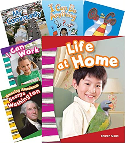 Early Childhood Social Studies Collection Classroom Library