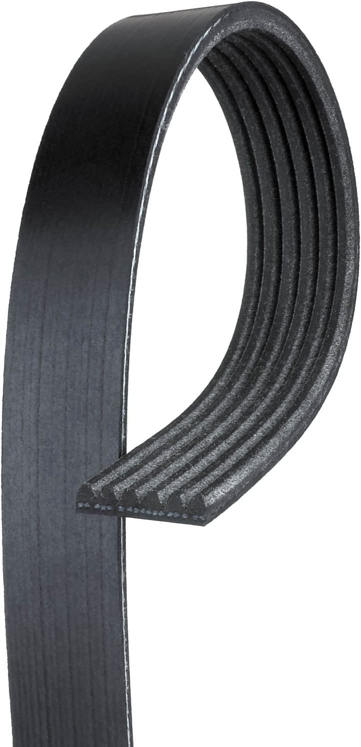 ACDelco 6K588 Professional V-Ribbed Serpentine Belt