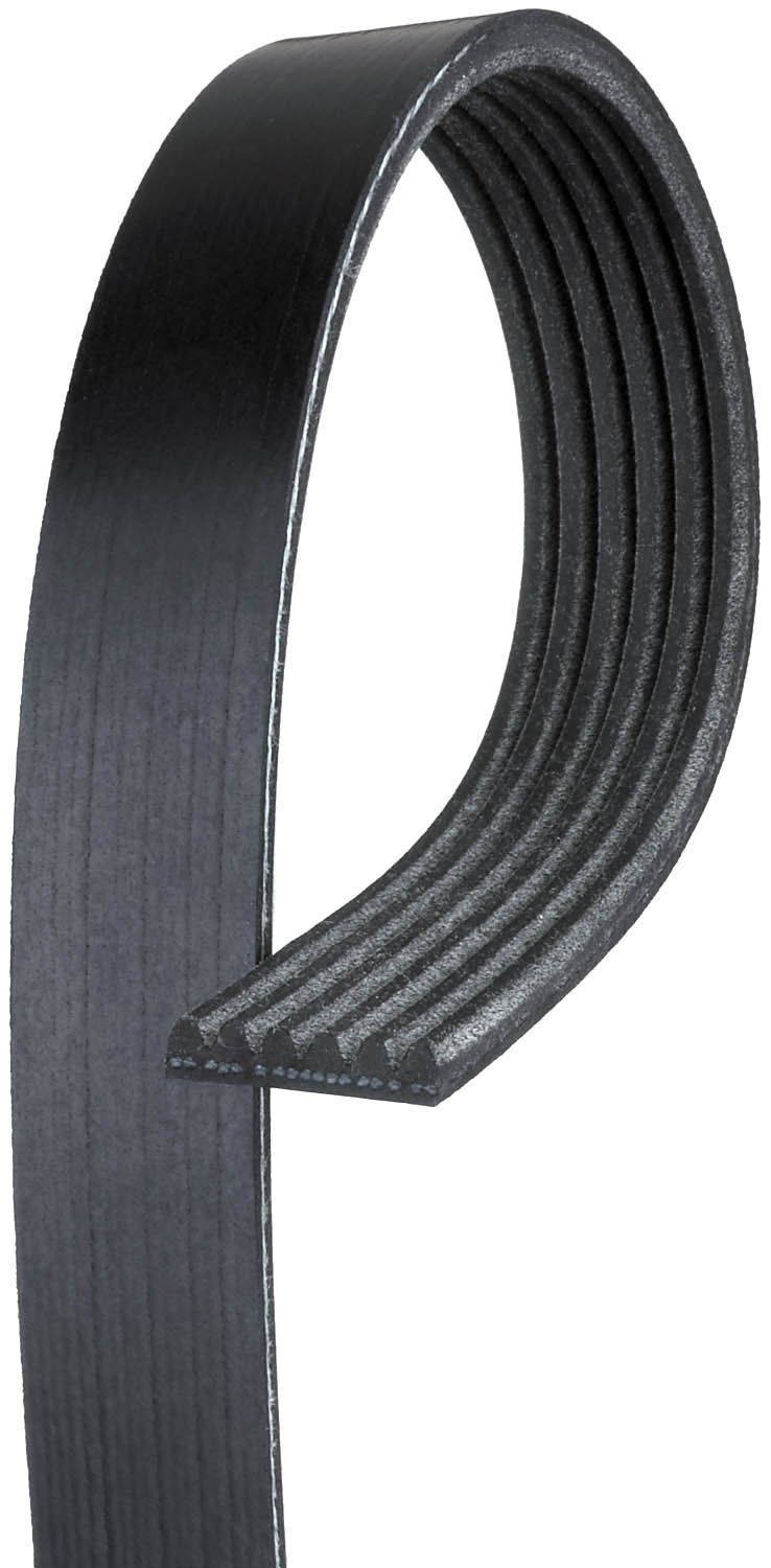ACDelco 6K478 Professional V-Ribbed Serpentine Belt