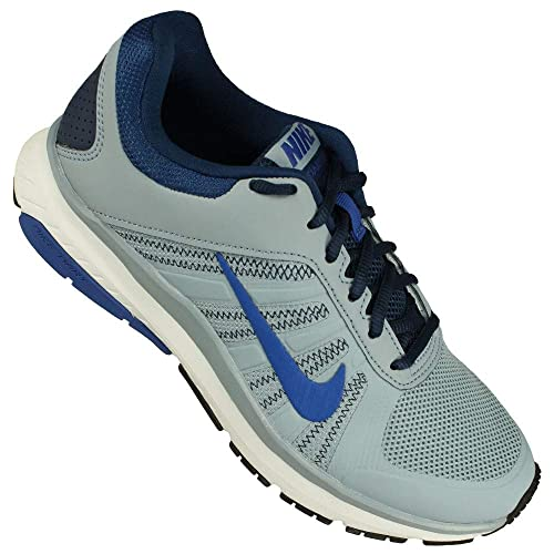dccea4e55e5e Nike Men s DART 12 MSL Blue Running Shoes(UK 10)  Buy Online at Low Prices  in India - Amazon.in
