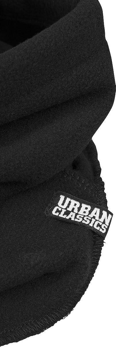 Urban Classics Polar Fleece Neck Gaiter Schal schwarz