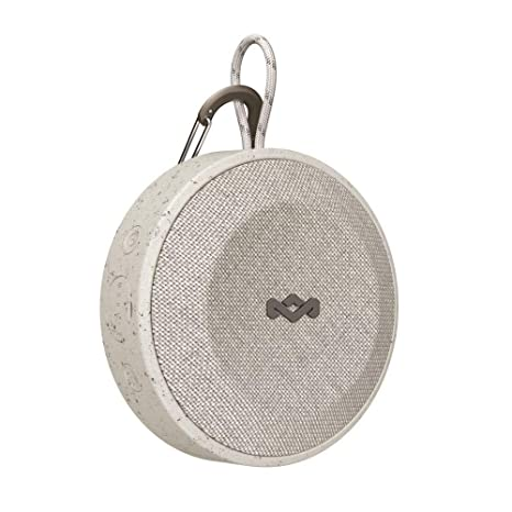 House of Marley NO Bounds Altavoz inalámbrico Bluetooth, Tiempo de reproducción de hasta 10 Horas
