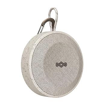 House of Marley NO Bounds Altavoz inalámbrico Bluetooth, Tiempo de reproducción de hasta 10 Horas, Resistente al Polvo a Prueba de Agua, Gris: Amazon.es: ...