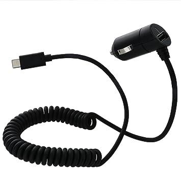 Cable de carga para coche cargador para LG G5 - Auto Cable ...