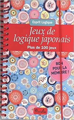 En ligne Jeux de logique japonais : Plus de 100 jeux pdf ebook