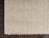 Unique Loom Serenity Solid Shag Collection Super