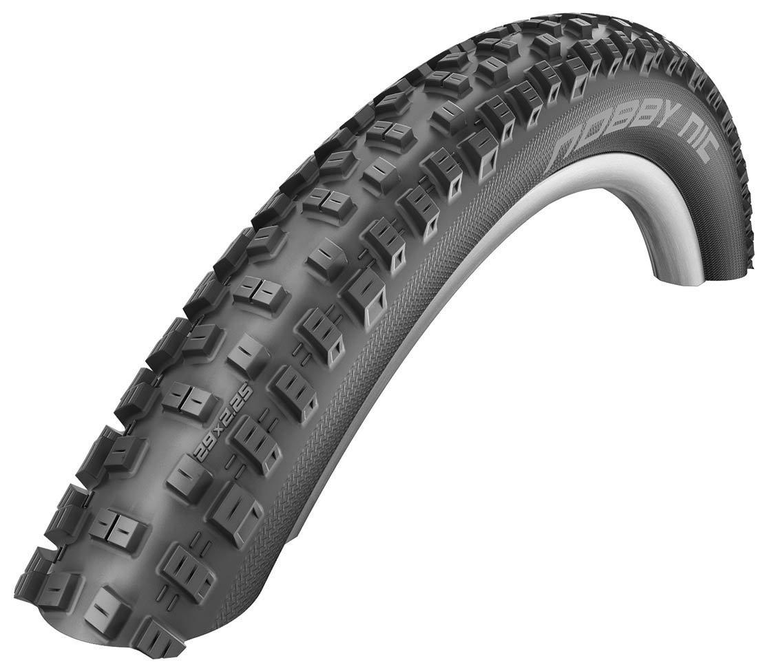 Schwalbe Nobby Nic HS 463 Addix SpeedGrip Snakeskin TL Easyマウンテン自転車タイヤ – Folding Bead B0719WTDXB 26 x 2.10|ブラック ブラック 26 x 2.10