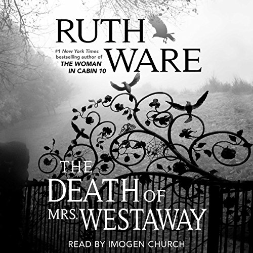 Death of Mrs. Westaway cover