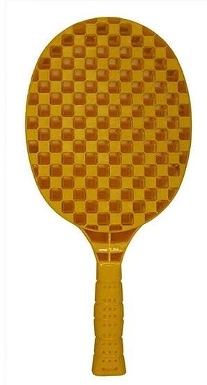 Softee Equipment 0009800 Raqueta Shuttleball, Blanco, S: Amazon.es: Deportes y aire libre
