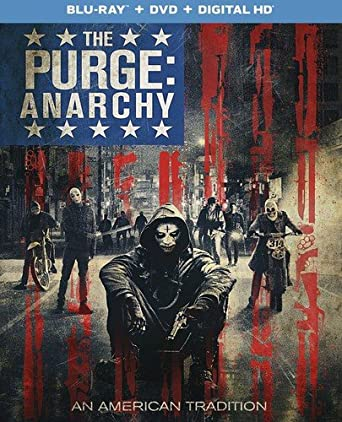 The Purge Anarchy 2014 BluRay 720p 700MB Dual Audio ( Hindi – English ) ESubs MKV