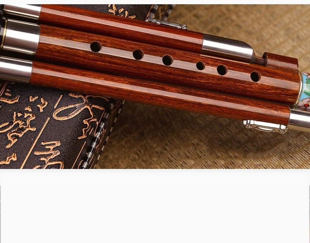 Clarinetes de bambú Flautas de bambú Instrumento de viento de ...