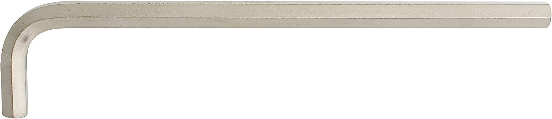 Unior 608521 608521-Llave Allen Larga 14 mm Serie 220/3L, Adultos Unisex, Negro, 1.4cm