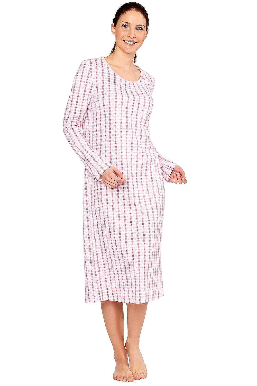 Rösch Damen Nachthemd Classic Comfort 1163712