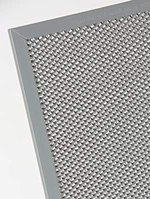 Broan 97007696 Nutone 8-3/4-Inch Range Hood Filter with 3 layers aluminum mesh (Multi Pack) - BP29, 97006931, 97005687, 97007696