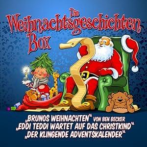 Die Weihnachtsgeschichten Box Hörbuch