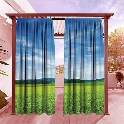 Amazon.com : Balcony Curtains Apartment Decor Collection ...