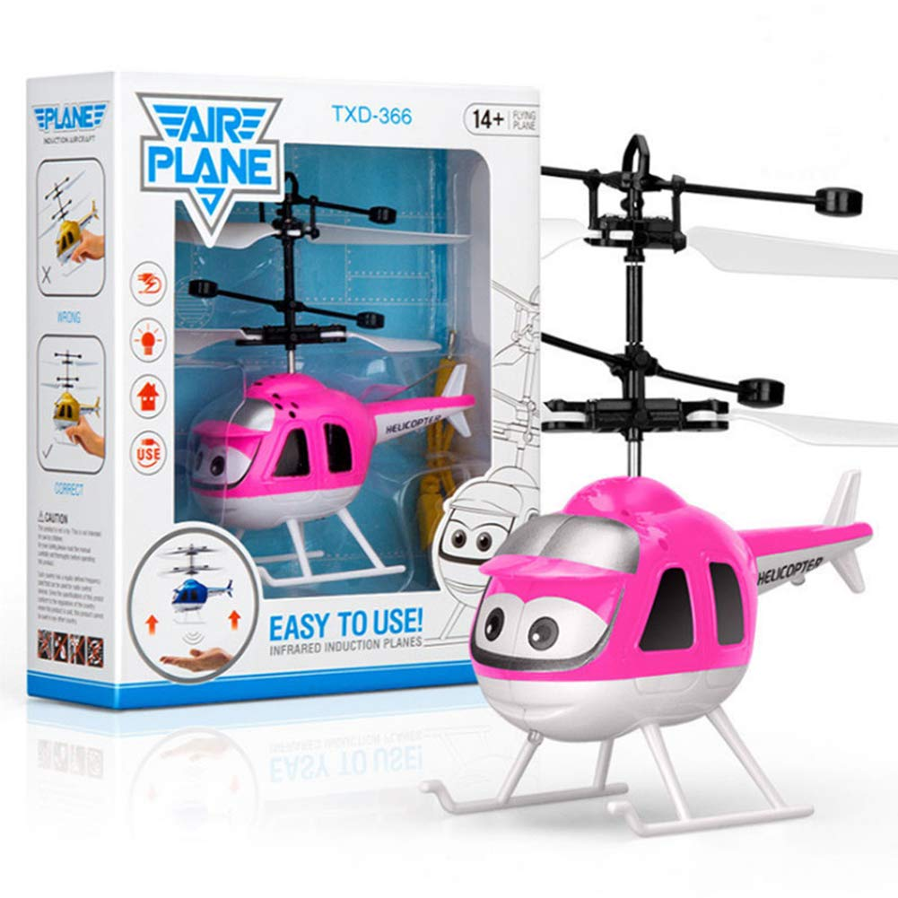 SJZX Flying Juguetes Bola Voladora Mini Drone Peter Pan Airplane ...