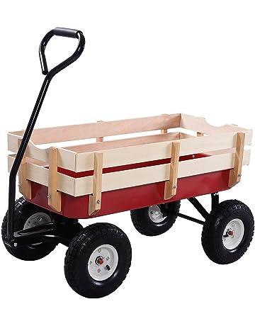 Amazon Co Uk Kids Pull Along Wagons
