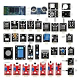 Cheap DSD TECH Sensor Module Kit 39-IN-1 Robot Starter Kits with HC-05 and HC-SR04 for Arduino UNO R3, MEGA Raspberry PI