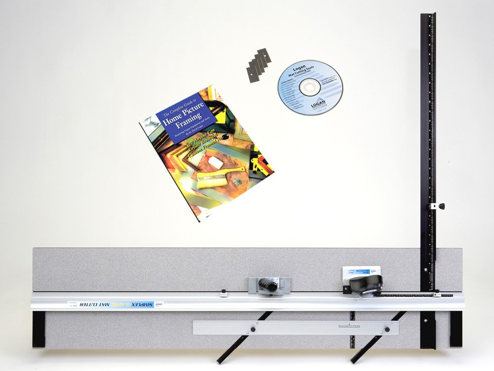 Logan Graphics Model 560-1 Simplex Classic 60 Inch Mat Cutter for Framing by Logan Graphics