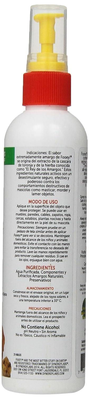 Amazon.com : SynergyLabs Fooey! Ultra Bitter Spray; 8 fl. oz ...