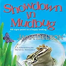 Showdown in Mudbug Audiobook by Jana DeLeon Narrated by Johanna Parker