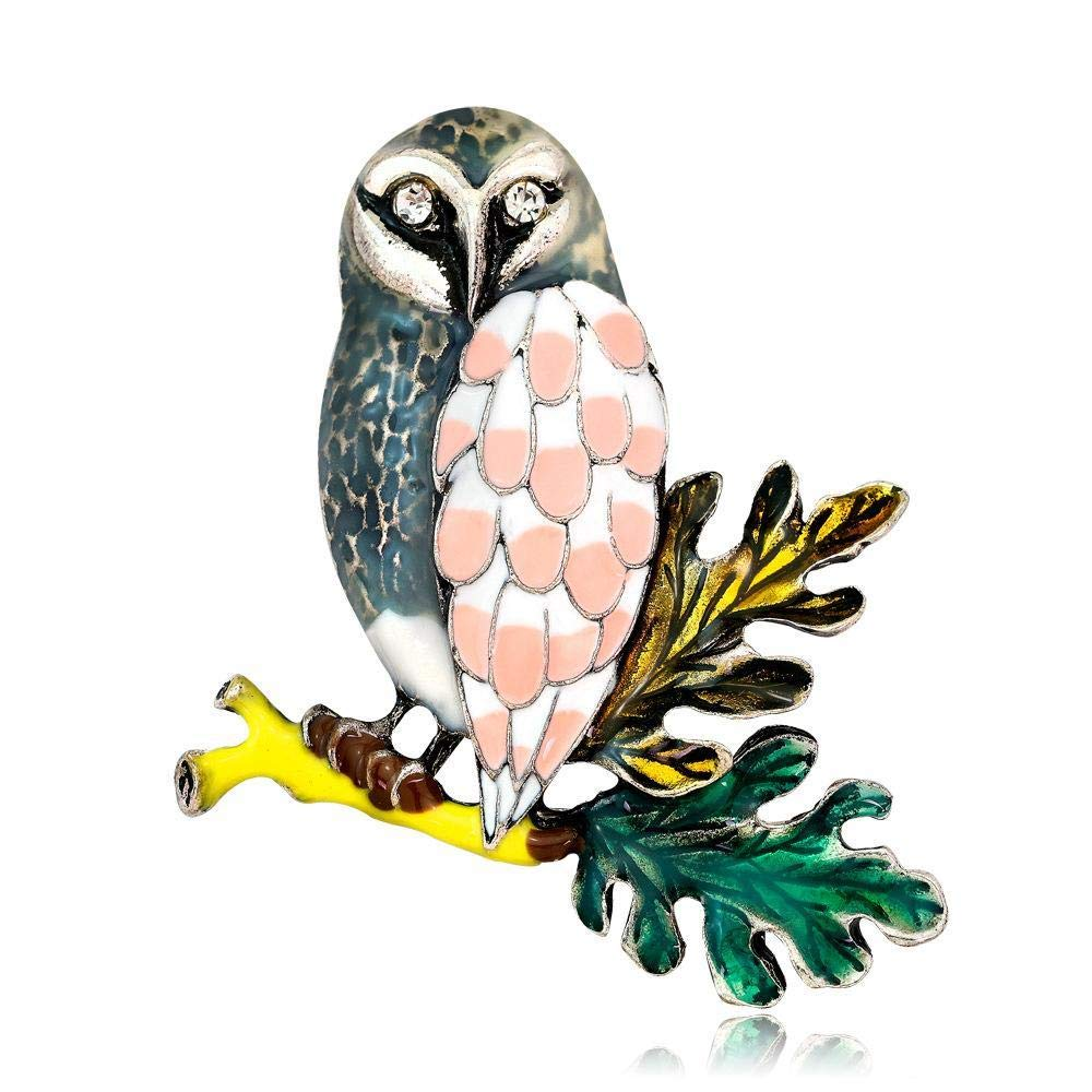 Defect Broche Europa y el Color de Cae Dibujos Animados Lindo Estados Cae de Loro Broche Familia los Trajes del Partido con el Conjunto de Piezas de joyería 2 27f516