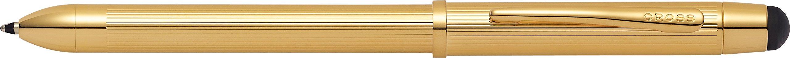 Cross Tech3  23kt Gold Plate Multifunction Pen