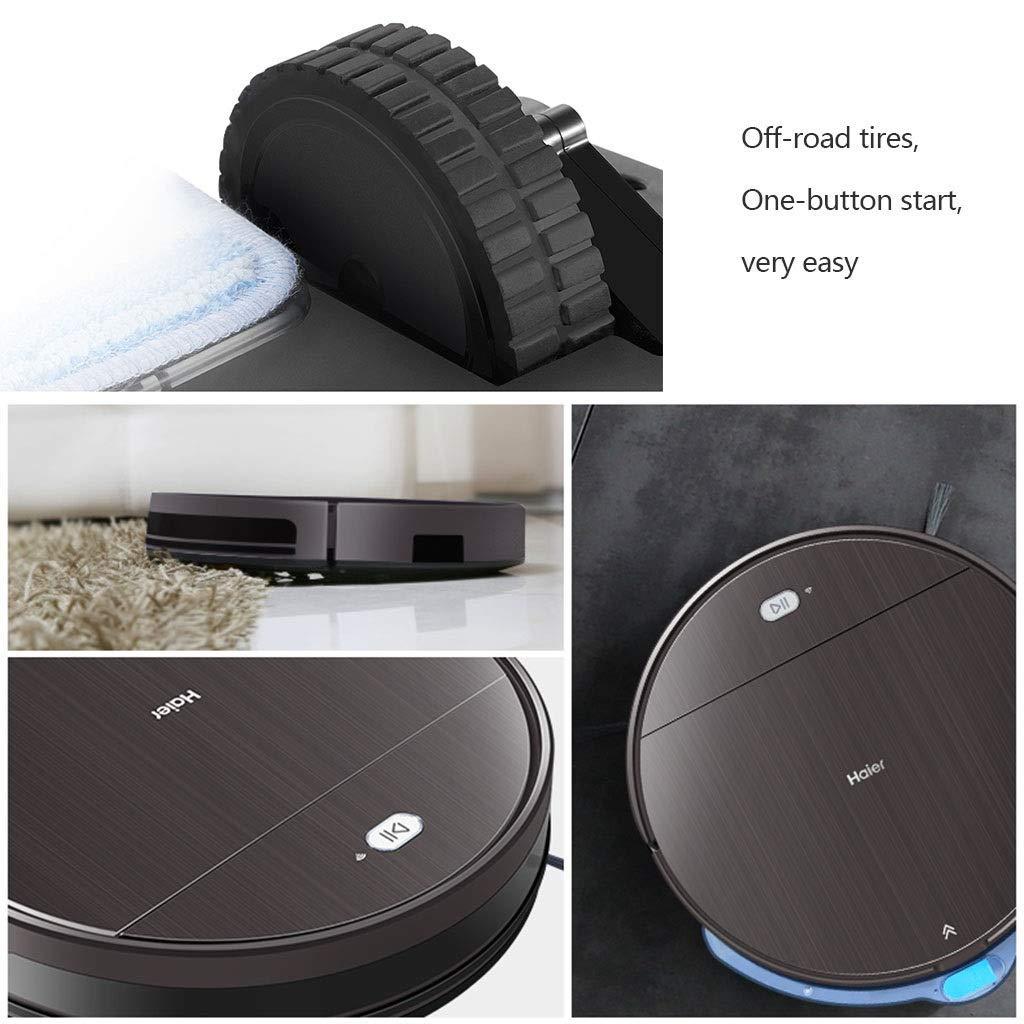 CC-Robotic Vacuums Aspirador de Robot Aspirador de Robot hogar Inteligente Robot de Barrido automático barredora aspiradora sin Fugas Robot Aspirador ...