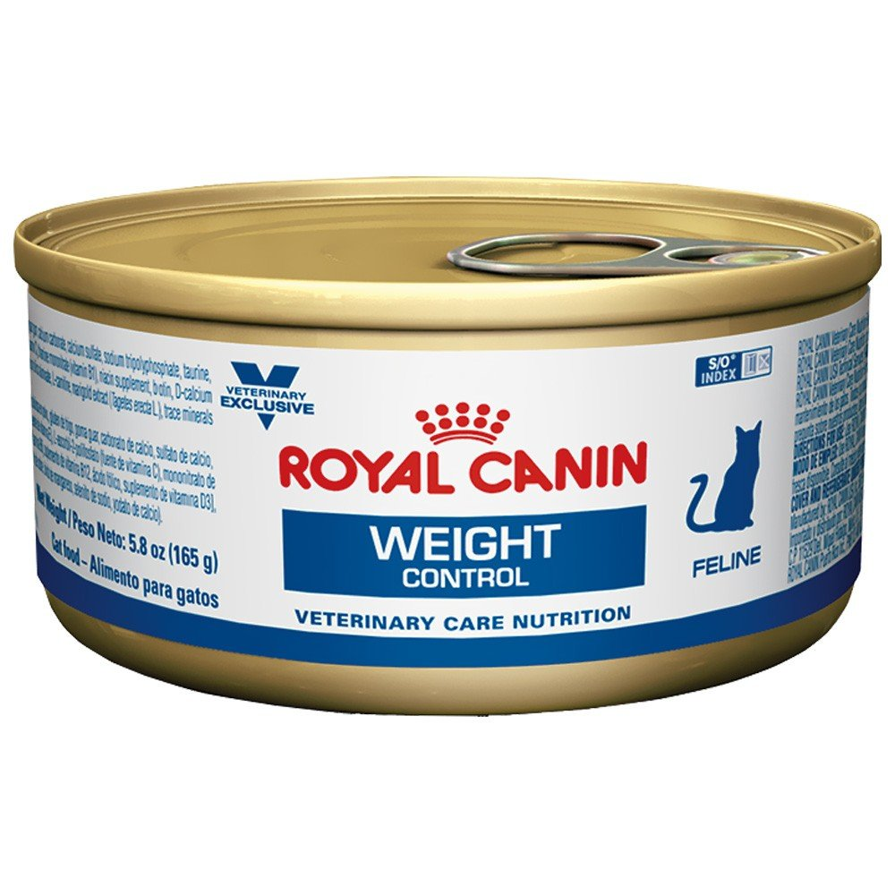 Amazon.com : ROYAL CANIN Feline Weight Control Can (24/5.8 oz) : Canned Wet Pet Food : Pet Supplies
