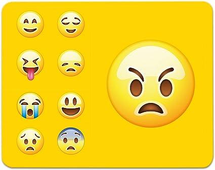 ADDIES Mousepad Emoji/Emoticons en un ratón. Muy bonito ...