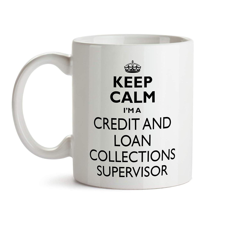 Amazon com: Credit And Loan Collections Supervisor Gift Mug