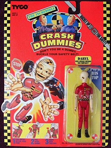 Incredible Crash Test Dummies Daryl -