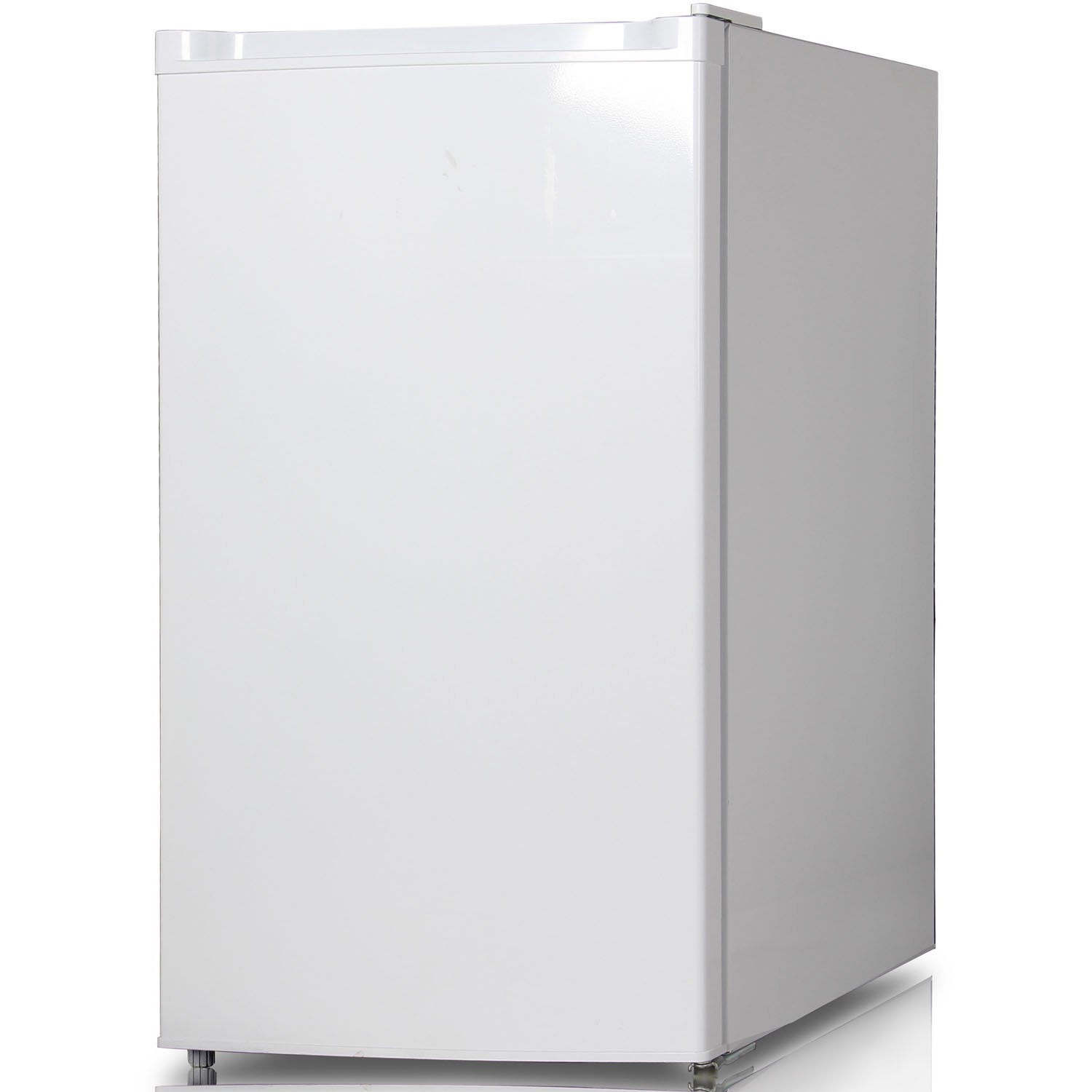 Keystone KSTRC44CW Compact Single-Door Refrigerator with Freezer Section, 4.4 Cubic Feet, White