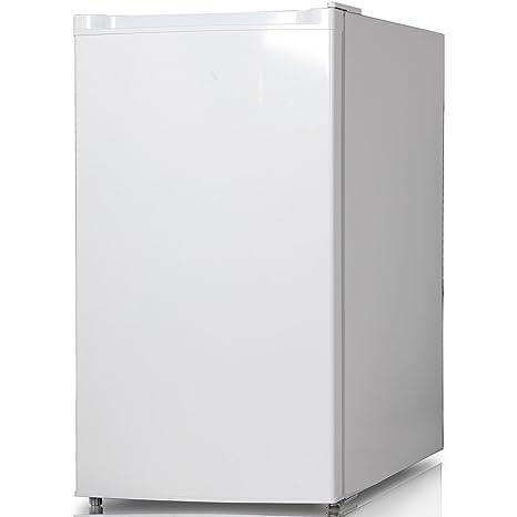 Keystone KSTRC44CW Compact Single Door Refrigerator With Freezer Section,  4.4 Cubic Feet, White