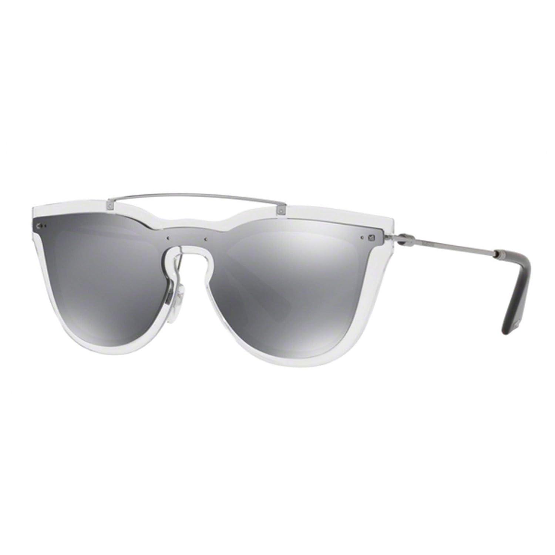 Valentino 0VA4008 50246G 37 Gafas de sol, Transparente ...