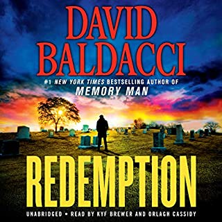 Book Cover: Redemption: Amos Decker Series, #5