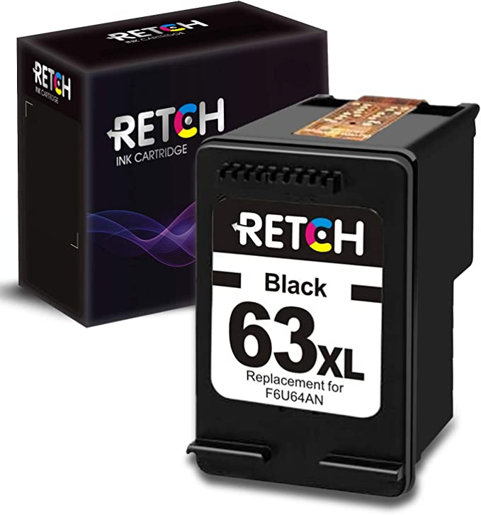 Amazon.com: RETCH Re-Manufactured Ink Cartridge Replacement ...
