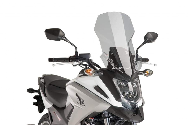 Smoke Puig 16-17 Honda NC700X Touring Windscreen
