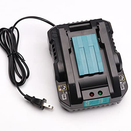 Amazon.com: DC18RC - Cargador de batería para Makita 14,4 V ...
