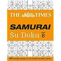 The Times Samurai Su Doku 8