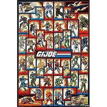 GI Joe A Real American Hero Sign Logo Display Wall Art Artwork
