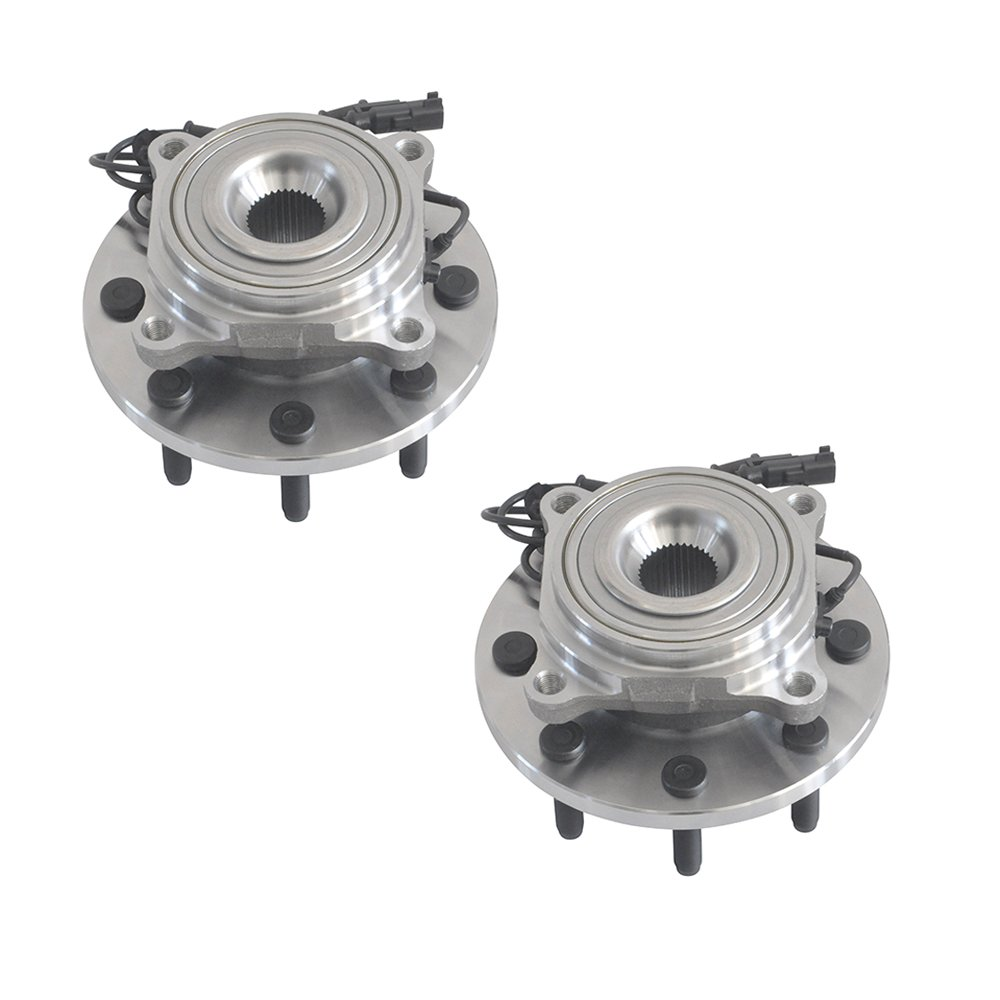 DRIVESTAR 515122x2 Pair:2 New Front Left and Right Wheel Hub & Bearing for Dodge Ram 2500 3500